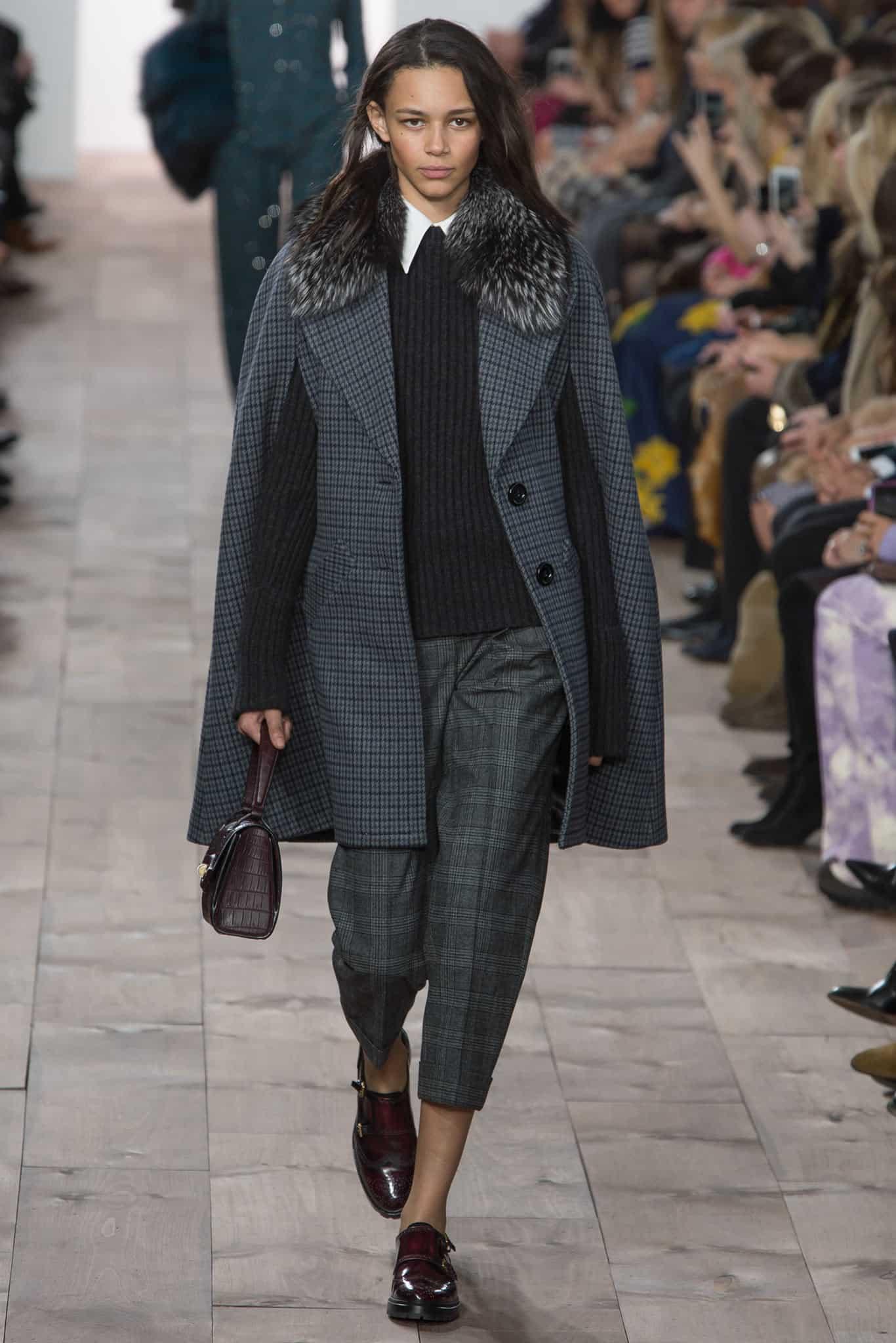 sfilata michael kors autunno inverno 2015 2016 5 motta fashion place rh mottafashionplace com